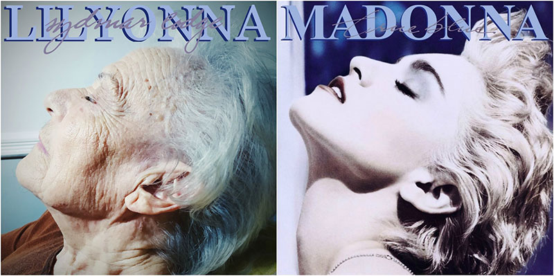 nursing home recreates album covers 11 On Lockdown Since March, This Nursing Home is Recreating Album Covers for Fun