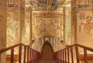 You Know those Virtual House Tours? Here's One for the Tomb of Ramesses VI in the Valley of Kings
