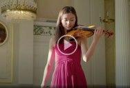 19 Year Old Virtuoso Plays Niccolo Paganini's Caprice no. 5