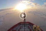 This 5 Minute Timelapse Shows a 2-Month Journey on an Icebreaker in Antarctica