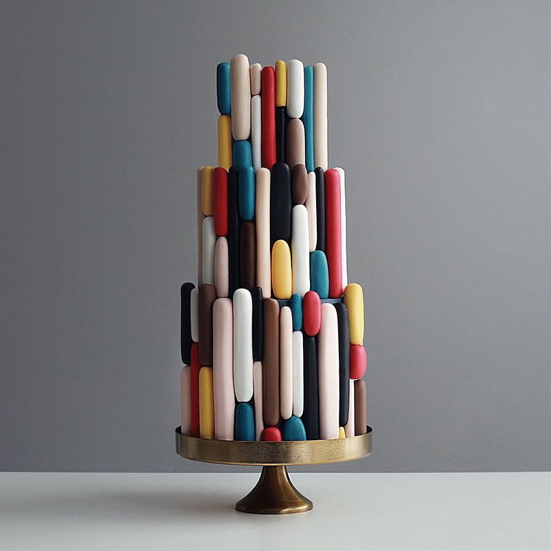art cakes by tortik annushka 30 This Design Studio Makes Works of Art that Just So Happen to be Cakes