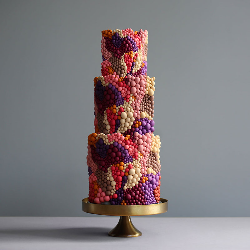 art cakes by tortik annushka 32 This Design Studio Makes Works of Art that Just So Happen to be Cakes
