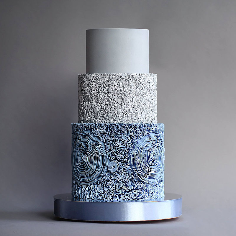 art cakes by tortik annushka 8 This Design Studio Makes Works of Art that Just So Happen to be Cakes