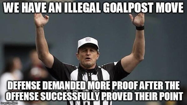nfl ref meme arguing debate online internet fallacies 11 These NFL Ref Memes About Arguing on the Internet are Perfect