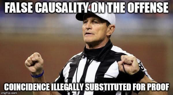 nfl ref meme arguing debate online internet fallacies 7 These NFL Ref Memes About Arguing on the Internet are Perfect