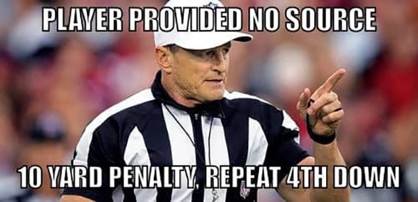 nfl ref meme arguing debate online internet fallacies 9 These NFL Ref Memes About Arguing on the Internet are Perfect