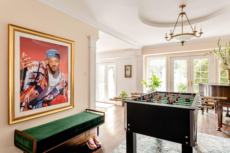 fresh prince of bel air mansion airbnb 12 The Fresh Prince of Bel Air Just Put the Mansion on Airbnb for $30 a Night