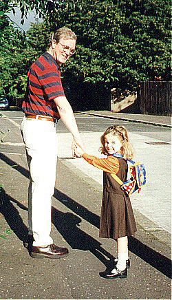 dad with daughter how it started how its going tweet 4 Proud Dad Wins Internet with How it Started. How its Going Tweet