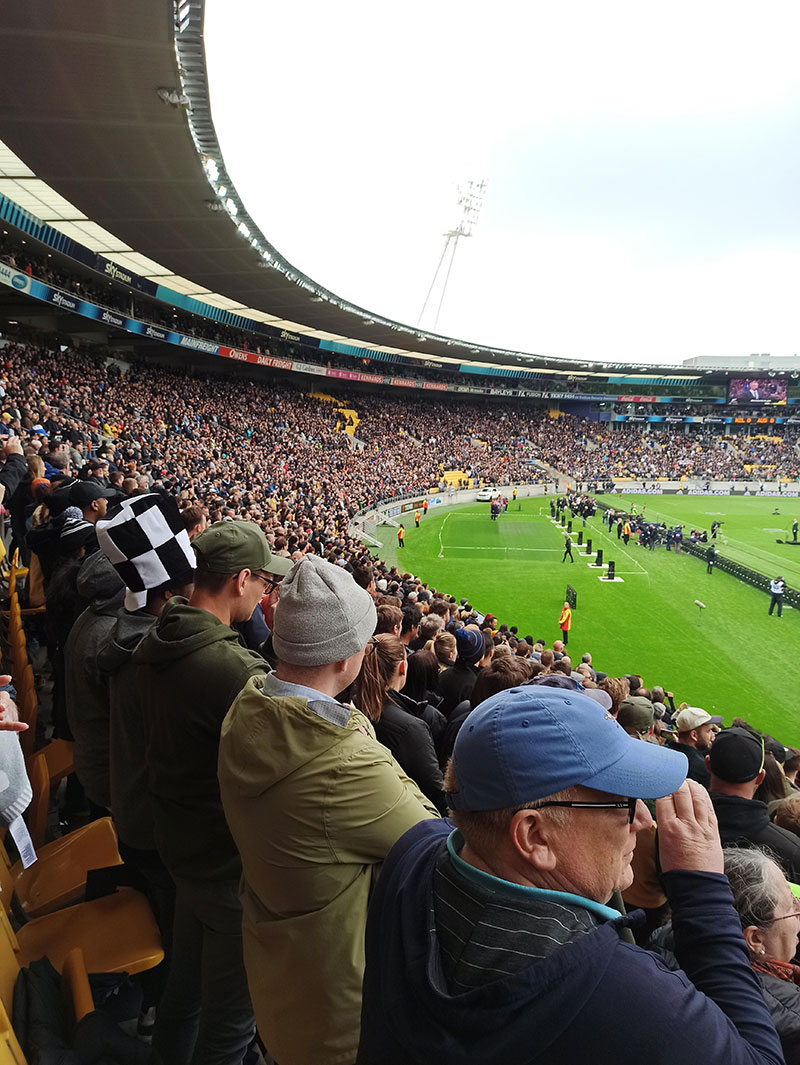 full crowd new zealand aus rugby match oct 11 2020 So This Happened in New Zealand Today