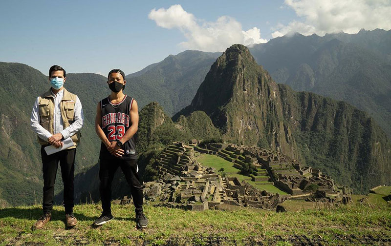 japanese tourist stranded in peru since march gets machu picchu all to himself 2 Japanese Tourist Stranded in Peru Since March Gets Machu Picchu All to Himself