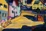 An Introduction to Fine Art Through Funny Simpsons Mashups