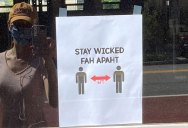 25 Funny Signs That Prove Covid Will Never Take Our Sense of Humor