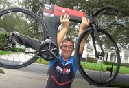 Chris Nikic is the First Person with Down Syndrome to Ever Complete a Full Ironman