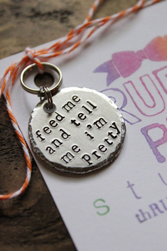 funny dog id tags collars 8 Dog Tags are Always Useful and Sometimes Hilarious (13 Pics)