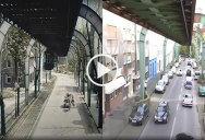 This Side by Side Flying Train Tour Filmed in 1902 and 2015 is Making People Sad