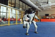 To End 2020, Boston Dynamics Release Their Most Impressive (and Slightly Terrifying) Demo Yet
