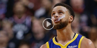 Steph Curry Drains 105 Straight Corner Threes at Warriors Practice