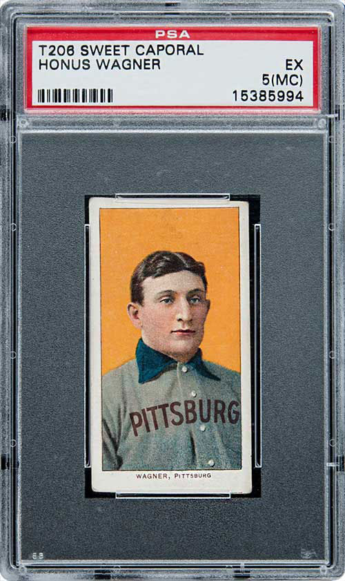 honus wagner rookie card most expensive These are the Most Expensive Trading Cards Ever Sold