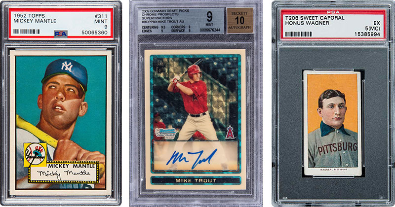 These are the Most Expensive Trading Cards Ever Sold