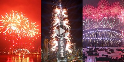 The Best Fireworks Displays Across the Globe: Ringing in the New Year in Sydney, London, and Dubai
