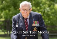 Captain Tom, the Pandemic Hero that Raised $50m for the NHS, Dies at 100