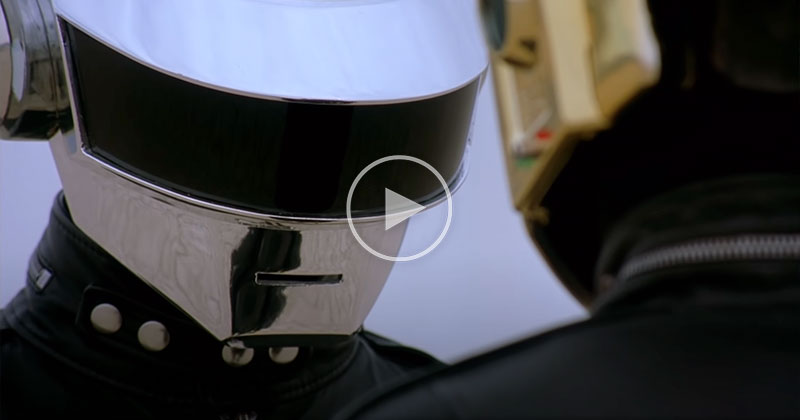 "Daft Punk Announce Break Up With ""Epilogue"" Video"