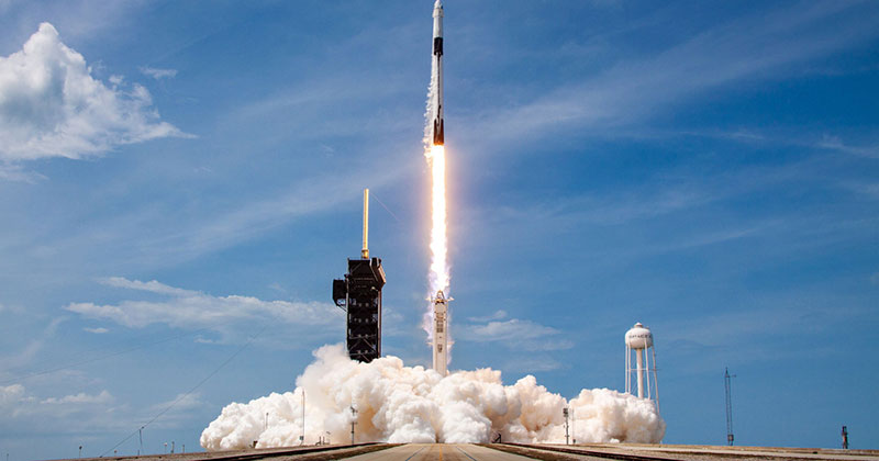 SpaceX is Launching the World's First All-Civilian Mission to Space