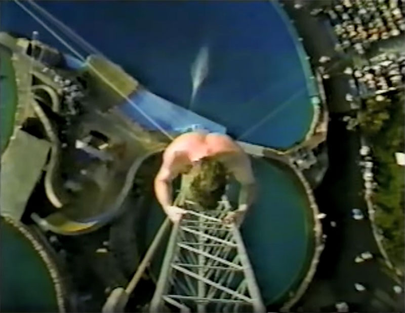 1983 world record high dive competition seaworld 12 The 1983 World Record High Dive Competition was Absolutely Mad