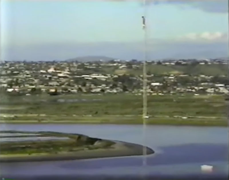 1983 world record high dive competition seaworld 2 The 1983 World Record High Dive Competition was Absolutely Mad