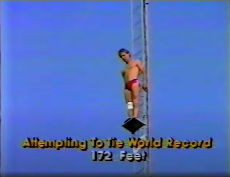 1983 world record high dive competition seaworld 9 The 1983 World Record High Dive Competition was Absolutely Mad