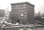In 1930 the Indiana Bell Building was Rotated 90° While Everyone Inside Still Worked