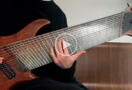 In Case You've Never Seen (or Heard) a 14 String Guitar