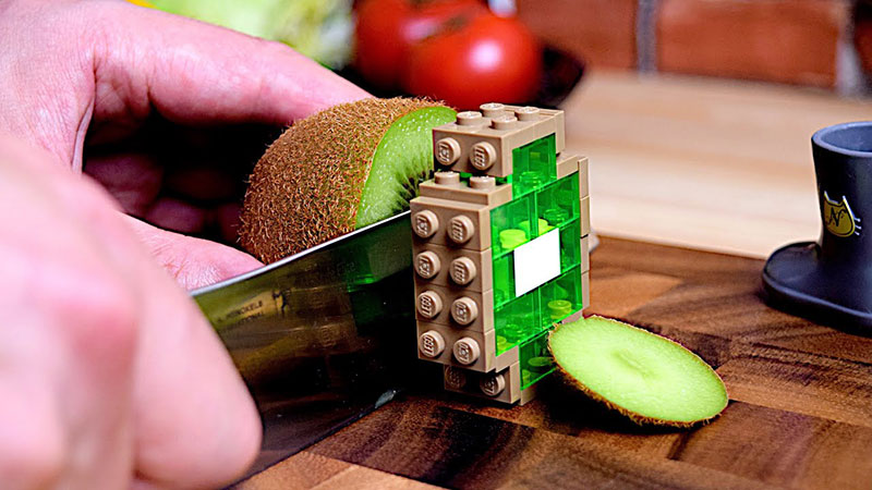 lego stop motion cooking Stop Motion Cooking with Lego is a Thing and Its Delightful