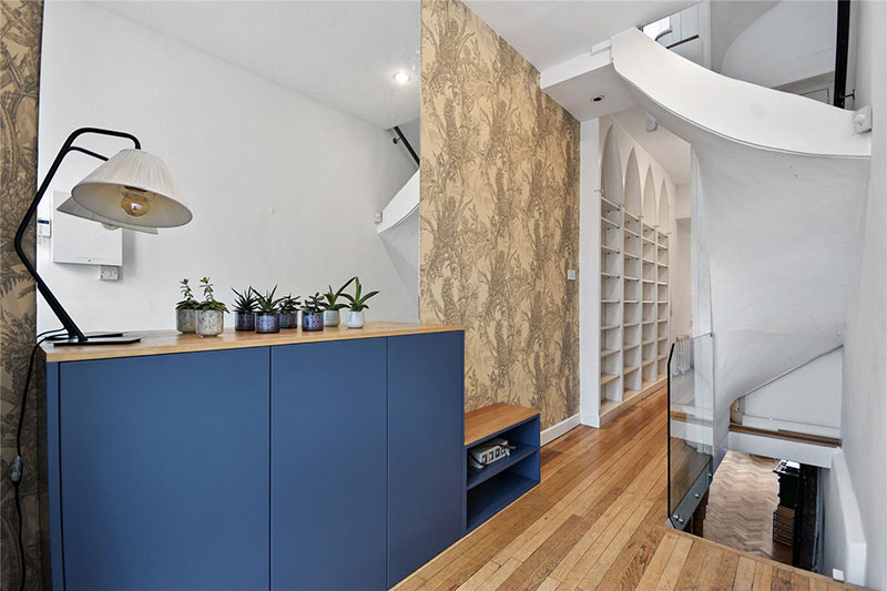 skinniest narrowest house in london 8 The Skinniest House in London (14 Photos)