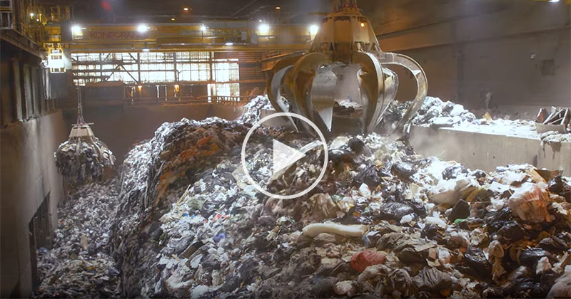 This is What Happens to NYC's 3.2 Million Tons of Trash