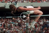 Remembering the 1968 Olympics When One Man Defied Convention and Changed a Sport Forever