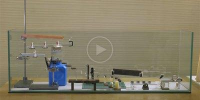 Invisible Rube Goldberg Machine 🤯