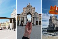 Perspective Play with Hugo Suissas (13 Photos)