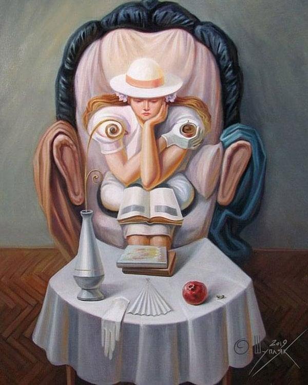 surreal portraits by oleg shuplIak 18 21 Surreal Portraits by Oleg Shupliak