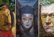21 Surreal Portraits by Oleg Shupliak
