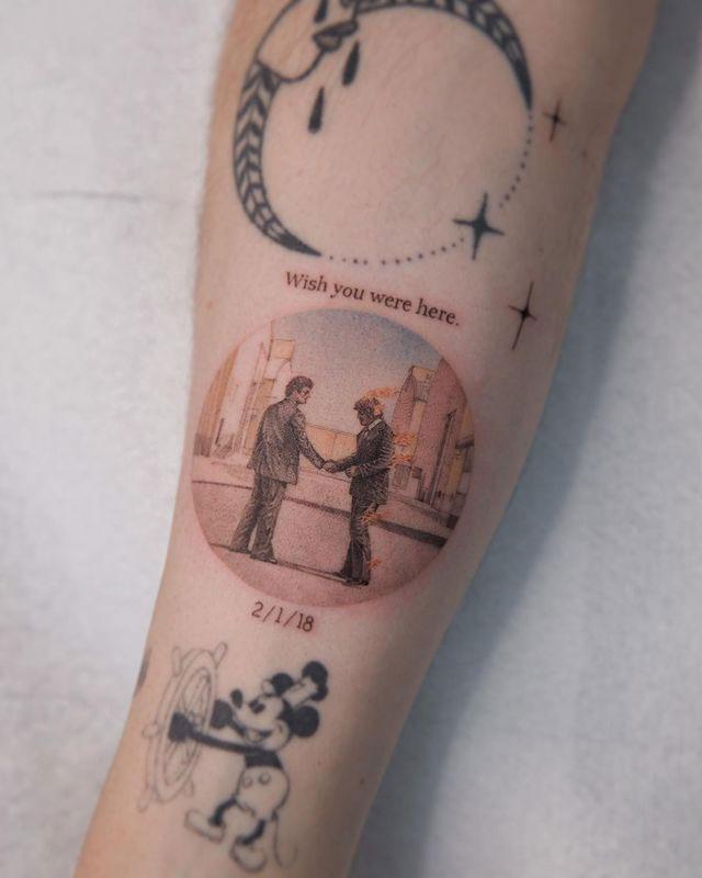 Eva Karabudak tattoo art gallery 11 The Incredible Tattoos of Eva Karabudak