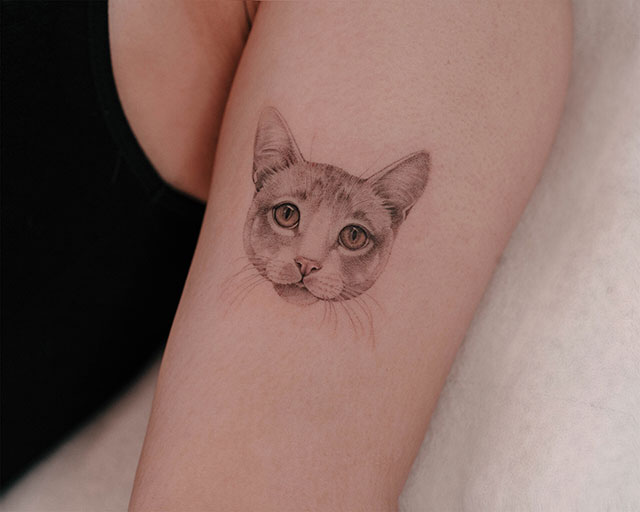 Eva Karabudak tattoo art gallery 15 The Incredible Tattoos of Eva Karabudak