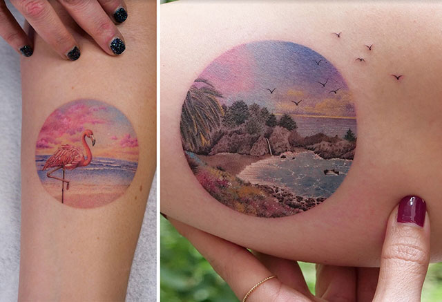 Eva Karabudak tattoo art gallery 17 The Incredible Tattoos of Eva Karabudak