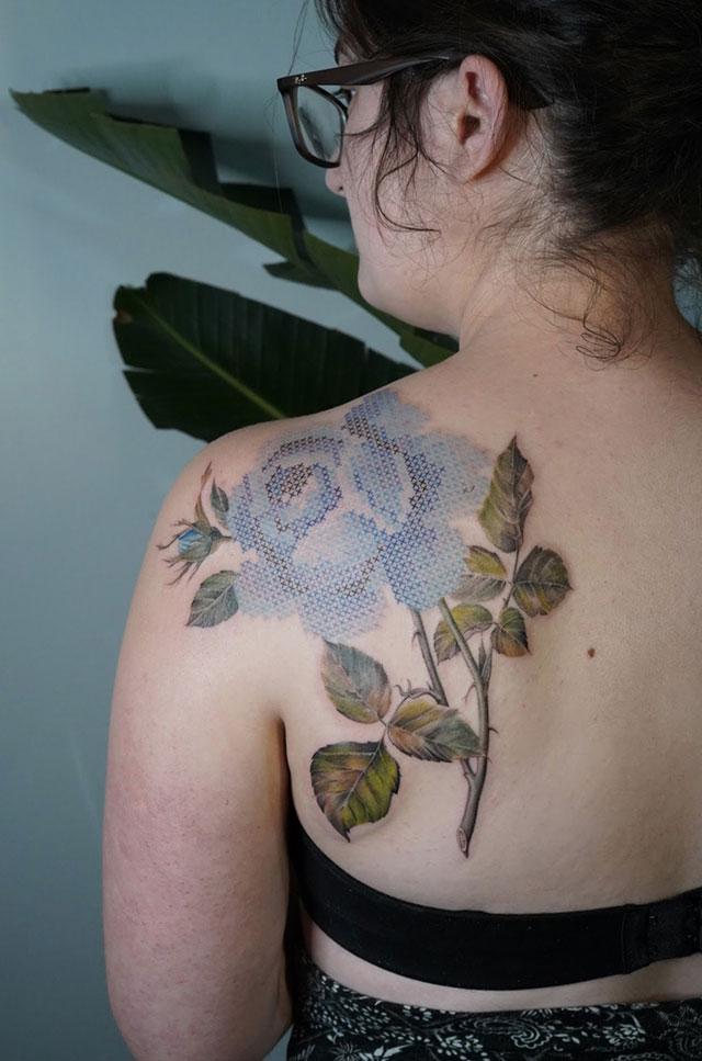 Eva Karabudak tattoo art gallery 18 The Incredible Tattoos of Eva Karabudak