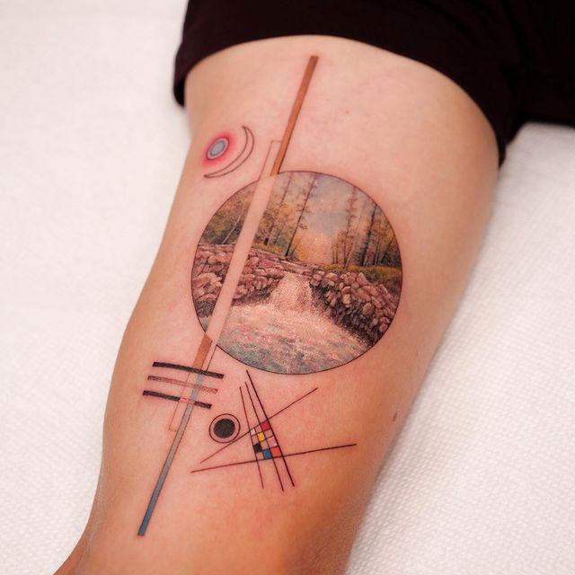 Eva Karabudak tattoo art gallery 3 The Incredible Tattoos of Eva Karabudak
