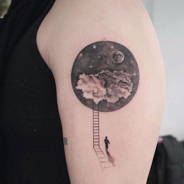 Eva Karabudak tattoo art gallery 4 The Incredible Tattoos of Eva Karabudak