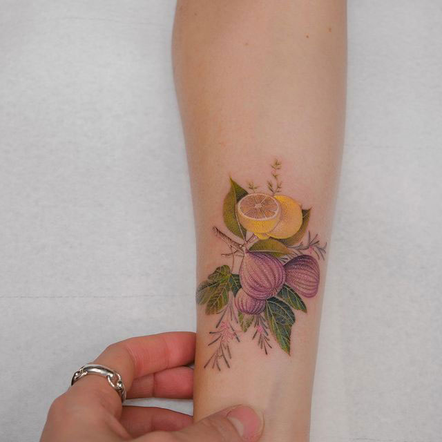 Eva Karabudak tattoo art gallery 8 The Incredible Tattoos of Eva Karabudak
