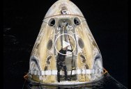 SpaceX Crew-1 Makes Rare Nighttime Splashdown After 6.5 Hour Journey from ISS