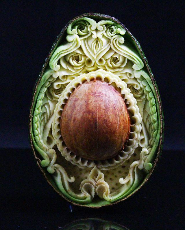 The Most Elaborate Avocados Ever