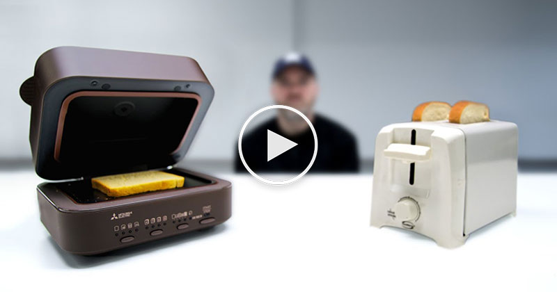 The Cheapest vs Most Expensive Toaster